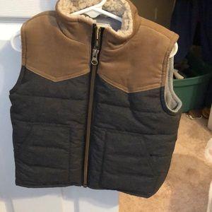 Jackets & Blazers - Toddler cozy vest